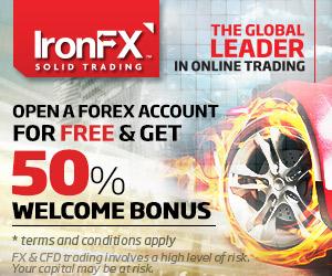 Ironfx forex bonus
